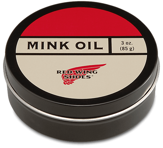 Red Wing Mink Oil 3oz(85g)