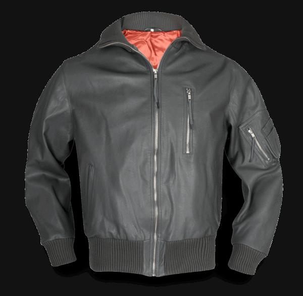 Flight Jacket - Bundesluftwaffe - basaltgrau