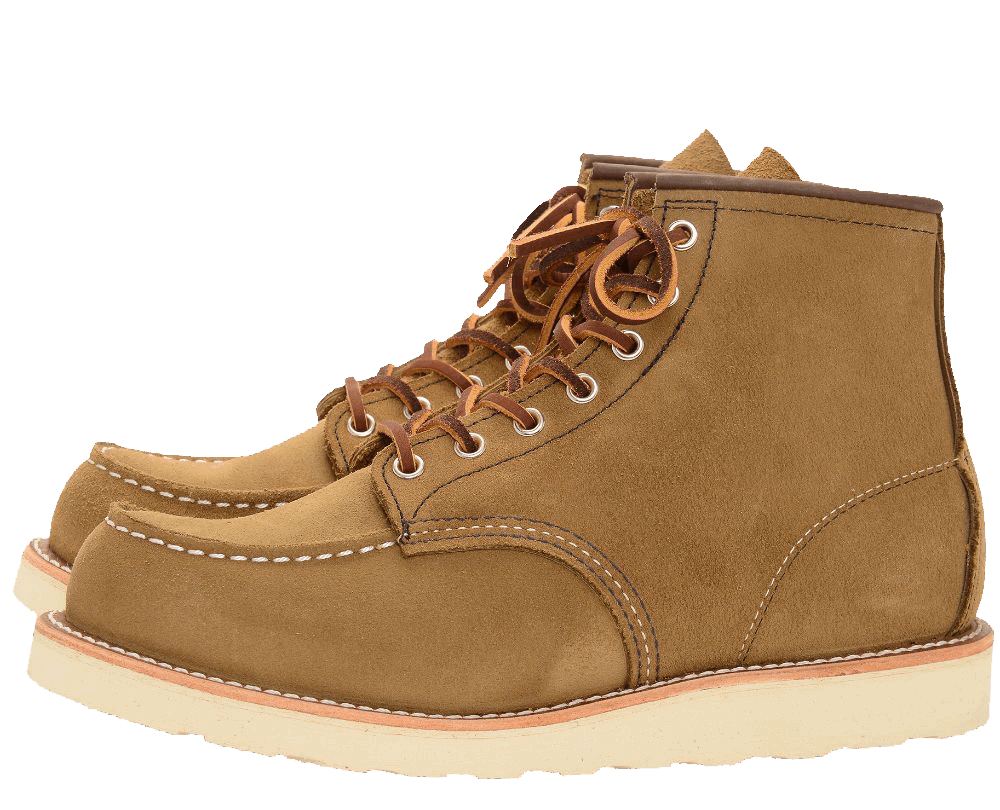 Red Wing 8881 Moc - Olive Mohawe