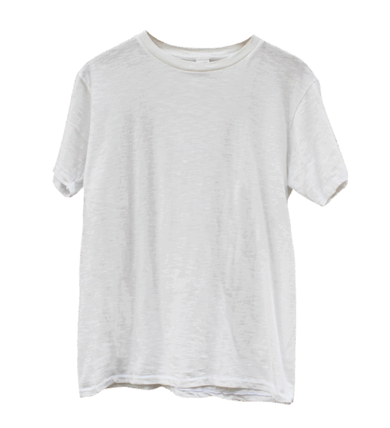 Velva Sheen Basic Tee White