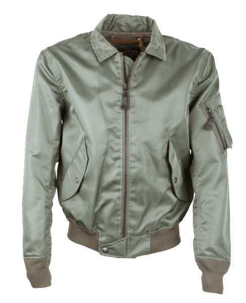 Cockpit M-86© Flight Jacket - sage