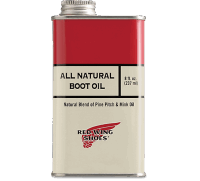 Red Wing All Natural Boot Oil 8 fl oz (237ml)