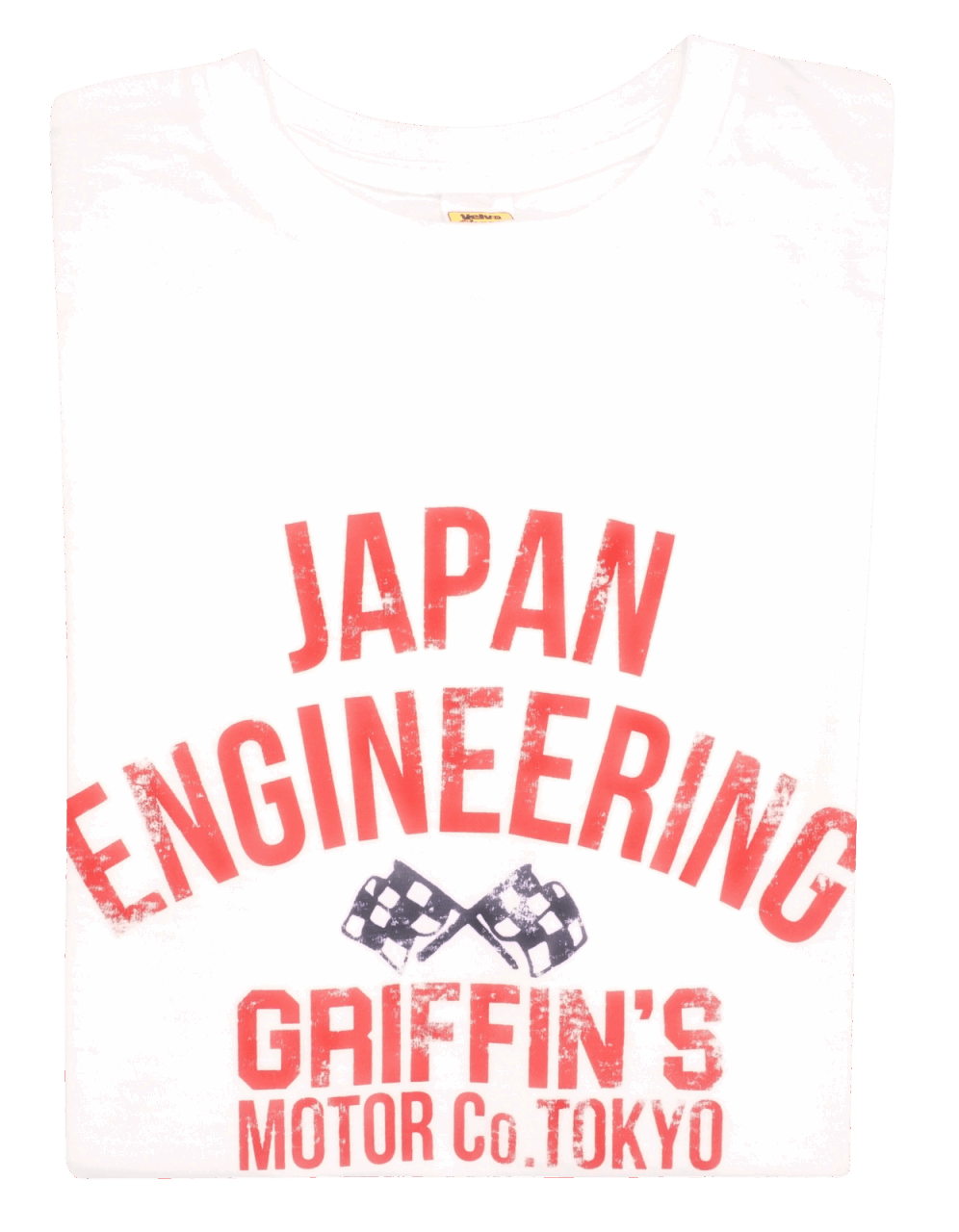 Velva Sheen Japan Engineering Tee White
