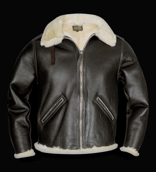 Aero Leather Type B-6 sealbrown