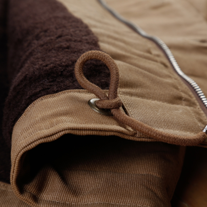 Pike Brothers 1944 N1-Deck Jacket Khaki Waxed