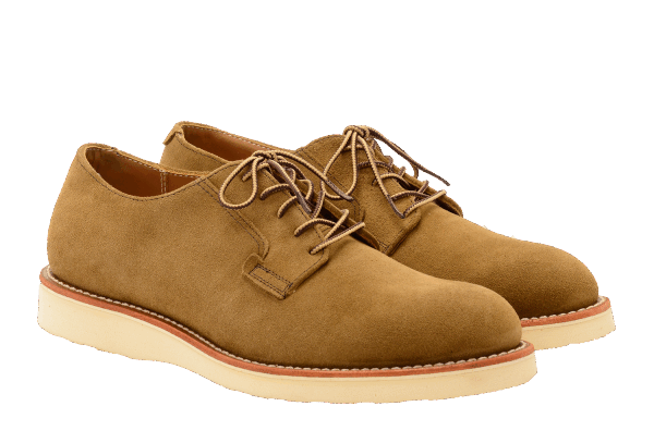 Red Wing 3104 Postman Oxford Olive Mohawe