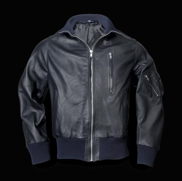 Flight Jacket Luftwaffe - marineblau