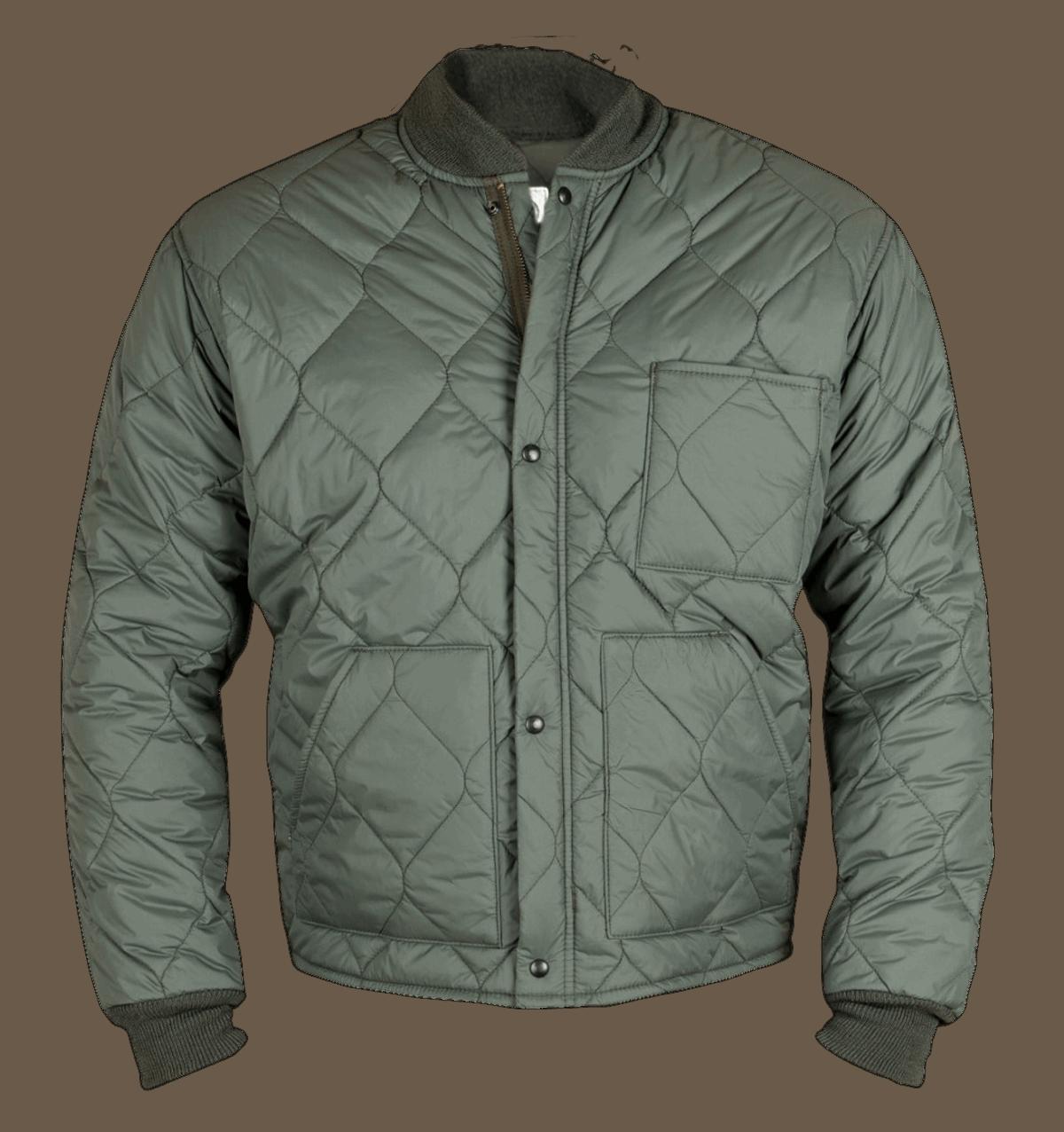 Pike Brothers 1965 CWU Jacket