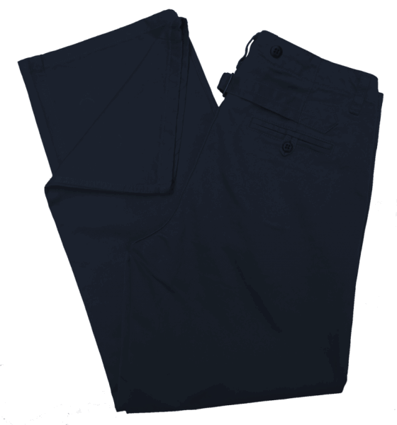 Pike Brothers 1932er Engineer Pant Navy