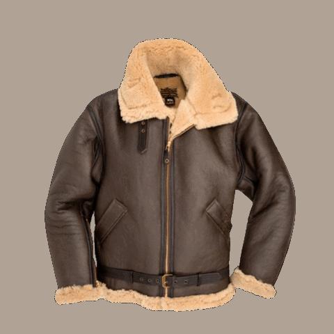 Cockpit RAF-Sheepskin Jacket