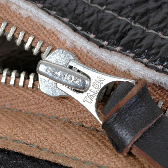 Aero Leather Type D-1 sealbrown