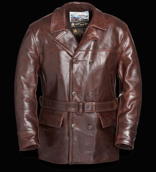 Aero Leather Barnstormer brown