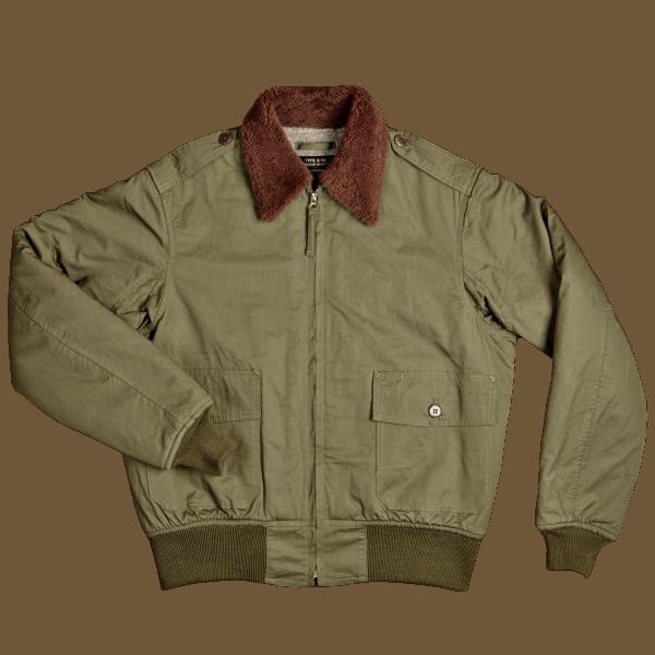 Pike Brothers 1943 B-10 Flight Jacket