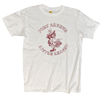 Velva Sheen Port Arthur Tee White