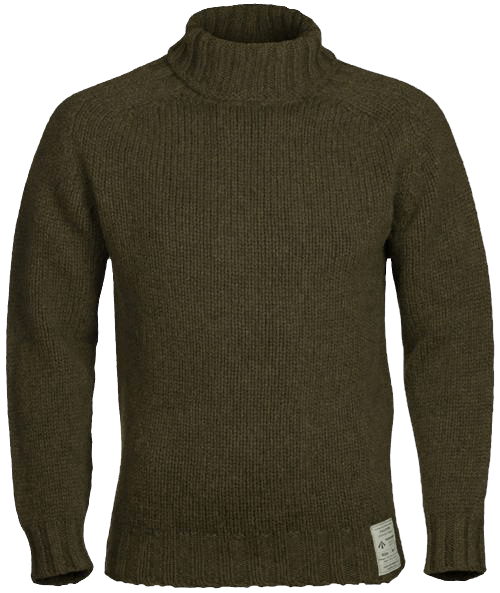 Paratroopers Heavy Duty Rollneck - olive