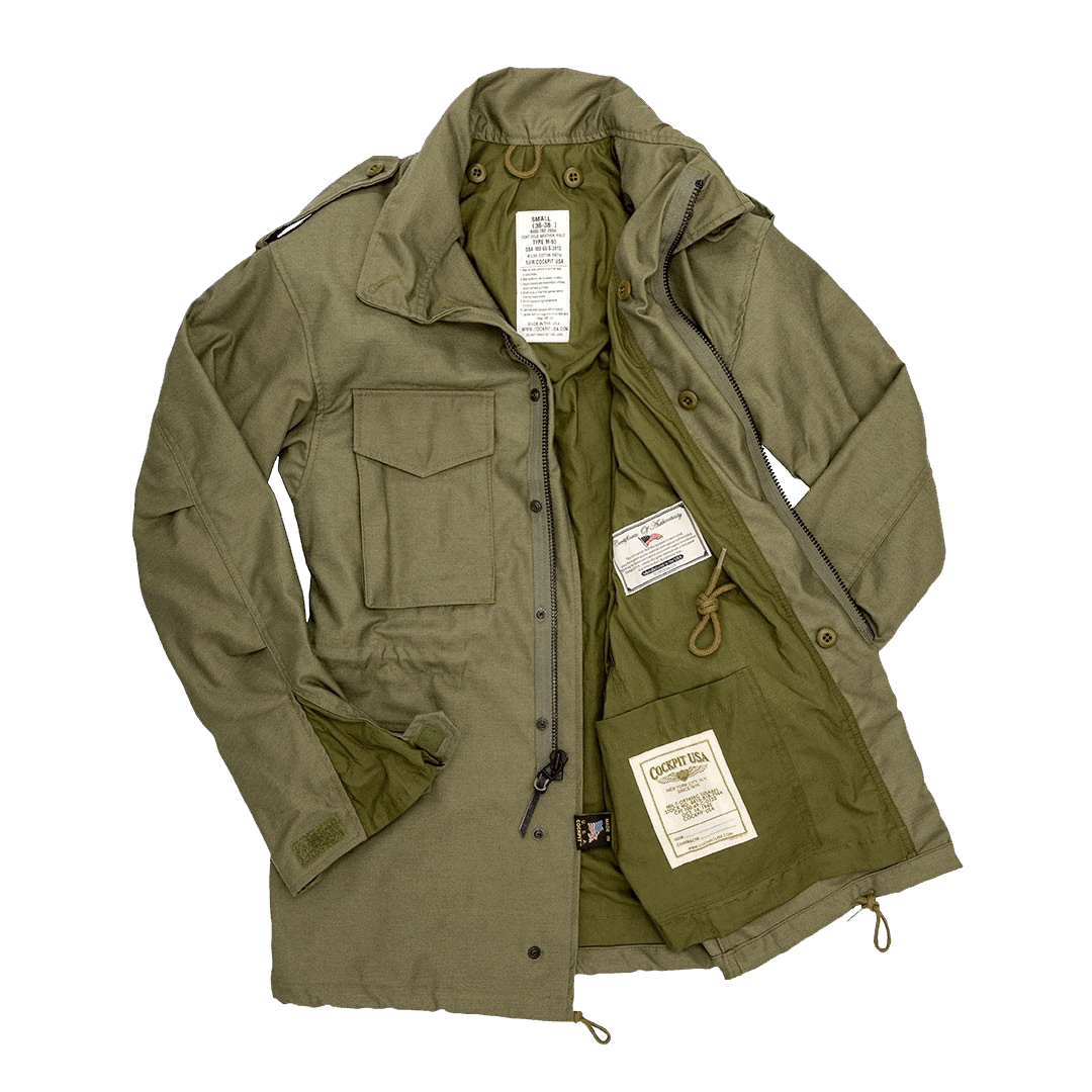 Cockpit M-65 Field Jacket