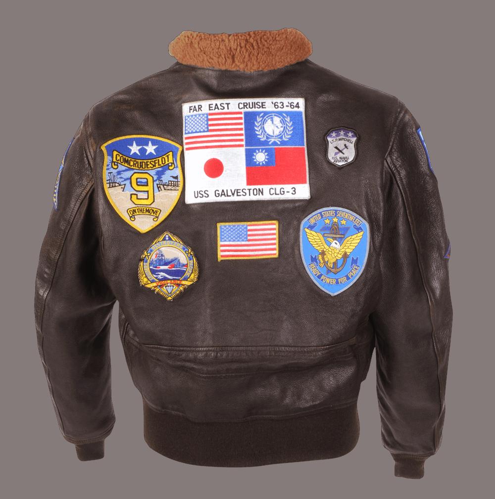 G-1 Flight Jacket - TOP GUN