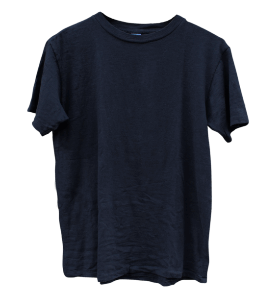 Velva Sheen Basic Tee Navy
