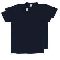 Velva Sheen 2Pac Pocket Tee Navy