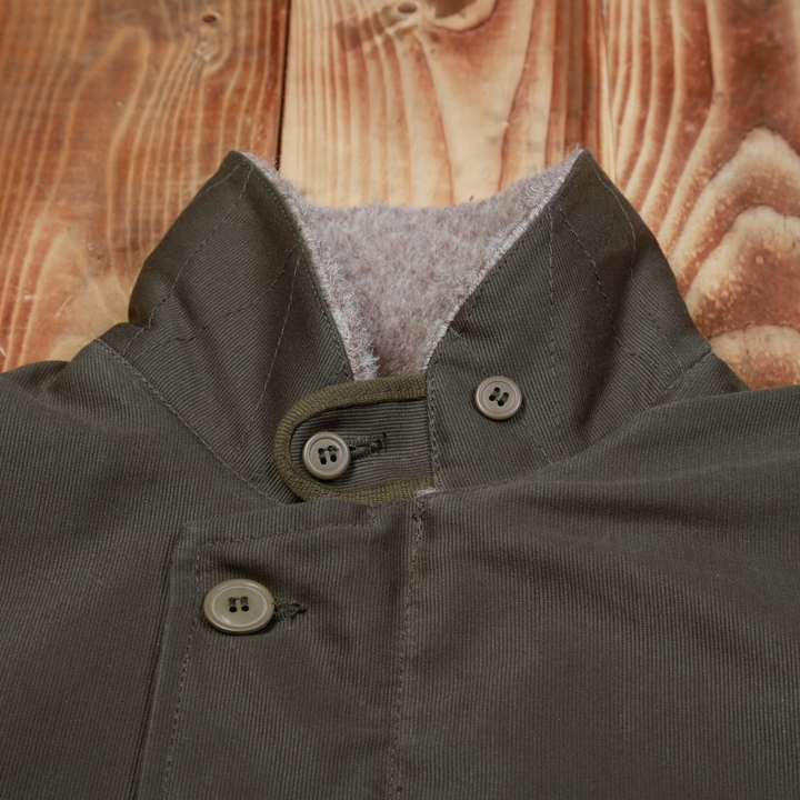 Pike Brothers 1944 N1-Deck Jacket Olive Waxed