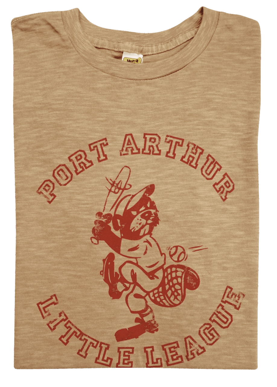 Velva Sheen Port Arthur Tee Beige